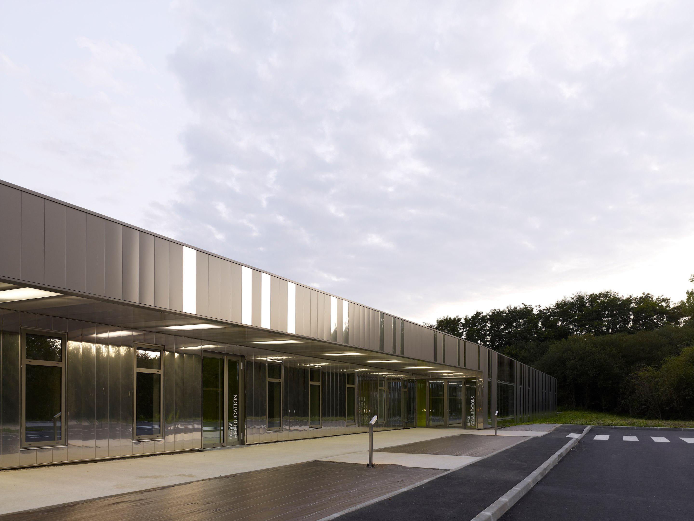 Travailler accueillir for Architecture 1 tiers