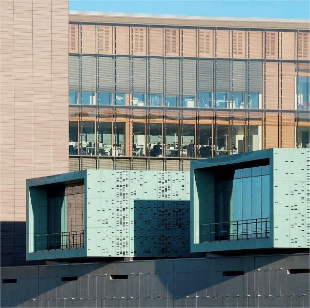 Les prix 2011 de l architecture bretonne for Architecte batiment agricole