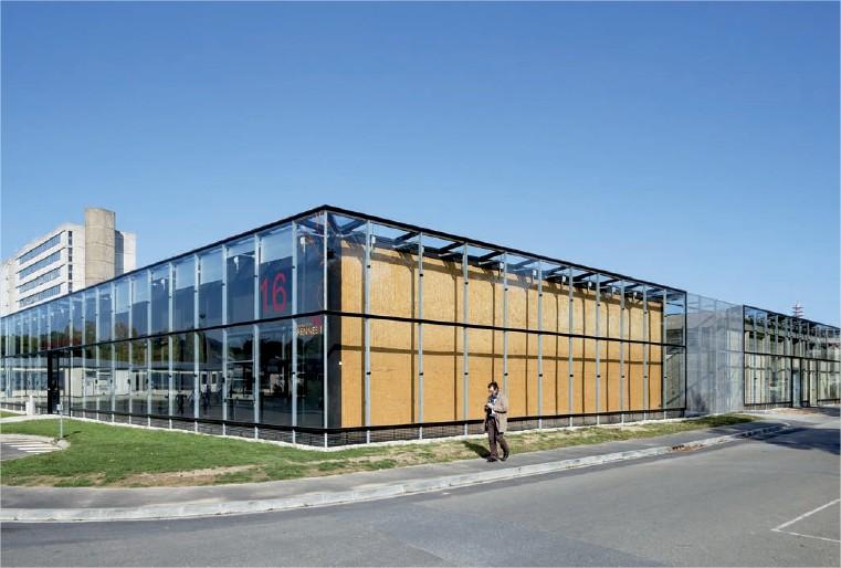 Les prix 2011 de l architecture bretonne for Prix architecte