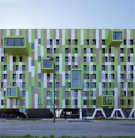 Les prix 2011 de l architecture bretonne info - Residence languedoc rennes ...