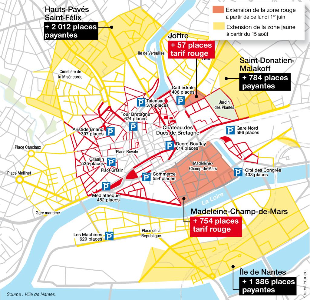 Plan De Honfleur Centre Ville